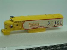 HO TRAIN  CORKEYS C-LINE SHELL  LOCO  # M375 CIRCUS LOCO SHELL ONLY SHELL