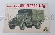 O482 RARE ITALAEREI KIT 216 GERMAN TRUCK OPEL BLITZ old