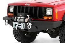 Smittybilt XRC Jeep Cherokee XJ Front Bumper with Winch Plate, 76810 '84-'01 XJ