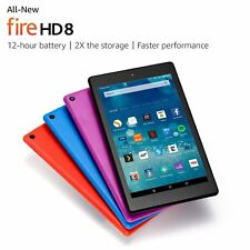 Premium Anti-Scratch Tempered Glass Protector For Amazon All-New Fire HD 8 2016