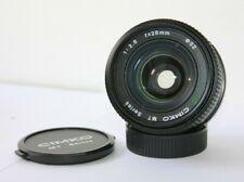Cimko MT Series 28mm f2.8 Wide Angle Prime Lens & Macro. Pentax M42 Screw Mount