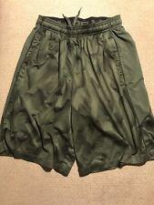 Men's Under Armour Green Jock Shorts Small S