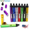 Click N Puff Hit Drag Windproof Butane Torch With Lighter Sneak-a-Toke Pipe