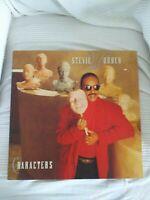 Stevie Wonder Characters Gatefold Vinyl LP