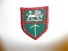 b9535 1970's Rhodesian Army Rhodesia shoulder patch C9A4