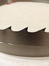 """Wood Mizer Bandsaw Blade 13'2 158"""" x 1-1/8"""" x 038 x 3/4 10° Band Saw Mill Blades"""