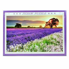 Flowers 1000 Piece Jigsaw Puzzle for Kids Grownups Birthday Christmas Gift