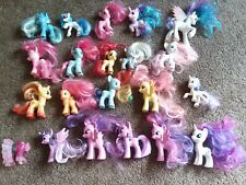 New ListingHasbro Brushable My Little Pony Figure Lot Mlp 20 pcs Twilightsparkle, Ect