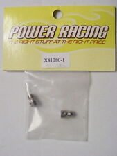 Power Racing #X81080-1 SWAY BAR BALL ENDS For POWER RACING XR-8 & XR-80