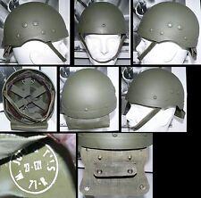 D- 1 (Eins) x NEU helm Französische Panzerhelm / NEW Vintage M51CVC helmet liner
