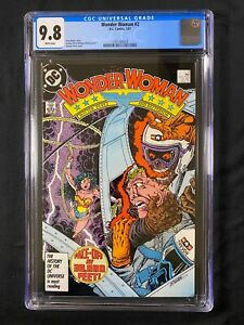 Wonder Woman #2 CGC 9.8 (1987) - George Perez cover