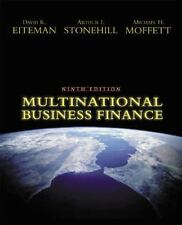 Multinational Business Finance (9th Edition), Eiteman, David K., Stonehill, Arth