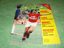 Miroir du Football n°296. 12 Août 1977. Pena - Reims - Lens - Keegan . Très Bon