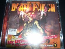 FIVE FINGER DEATH PUNCH Wrong Side Of Heaven And The Righteous Side Of Hell, CD