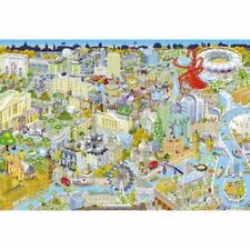 Gibson London From Above - 500pc Jigsaw Puzzle
