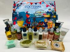 L'Occitane Mega Christmas Gift Collection - shower gel, shampoo, body milk, soap