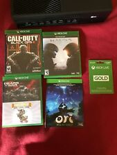 Xbox One 1TB Bundle, 4 Games, 3 Months Xbox Live