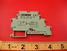 Phoenix DEK-OV-12DC/24DC/10A Terminal Block Relay 29 61 74 9 Contact 2961749 Nnb