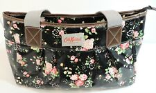 CATH KIDSTON Tote Bag In Rose Print - Oil Cloth Fabric -Thames Hospice