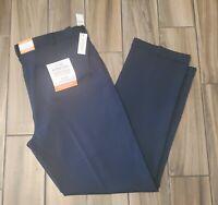 Van Heusen Traveler Big & Tall Stretch Premium Non-Iron Men's Pants 42x36 NEW!!
