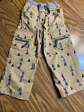 Boys Hanna Andersson Size 110/Size 5 Cargo Pants