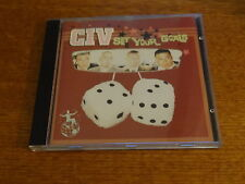 SET YOUR GOALS - CIV CD *BARGAIN!