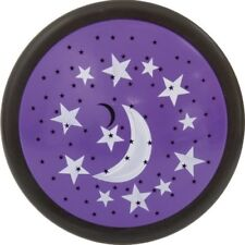 Jasco GE Purple Moon and Stars Projection Tap Light Night Light from US Seller