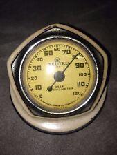 Vintage Tel-Tru Desk Thermometer