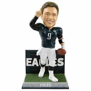 Nick Foles Philadelphia Eagles Nick Foles Fly Eagles Fly Bobblehead NFL