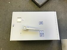 WESTINGHOUSE FUSIBLE SWITCH 400 AMP 240V 2 POLE FDP225R