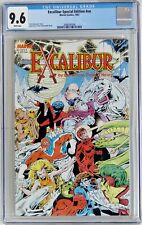Excalibur Special Edition #nn (1987) CGC 9.6 NM+ 1st appearance of Excalibur