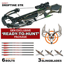 Barnett Droptine Str Crossbow Complete Hunting Package!