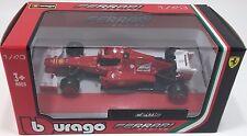 "Bburago - 18-36800 - Ferrari Formula ""F2012"" Scale 1:43 - Red"