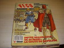 VECU n° 38 1988 USA CONQUETE de L'OUEST VERSAILLES HENRI IV LORD BYRON - GLENAT