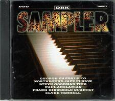 DBK Sampler    BRAND  NEW SEALED  CD