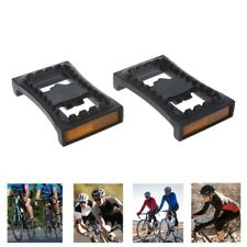 Mountain Bike Automatic Bicycle Flat Cleat Pedal For M520 M540 M780 Clipless MTB