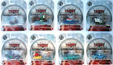 Disney Pixar Cars Metal Series 2021 Wintertime Complete Set Snowmobile Mater