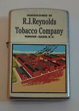 Rare RJ Reynolds CAMEL Zippo Lighter, Double Sided, circa 2001