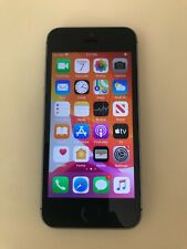 Apple iPhone 5S-16GB (unlocked)-VERIZON,AT&T, T-MOBILE-BLACK/GREY-GOOD CONDITION