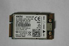 DELL LATITUDE E6400 E4300 CARTE 3G ERICSSON 0KM266 74722