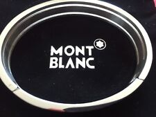Montblanc Jewelry Sterling Silver Bracelet New with Box Free ShippingUSA Seller