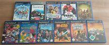Sony Playstation 2 Spiele, 11x PS2 Spiel, PS2 Spielesammlung, Need for Speed usw