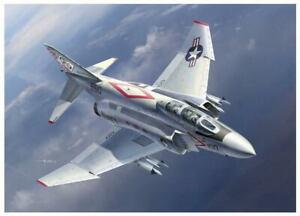 Academy 1/48 USN McDonnell Douglas F-4J Phantom II VF-102 Diamondbacks