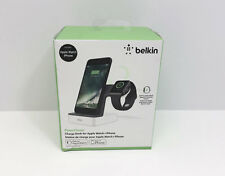 New Sealed Belkin PowerHouse Charge Dock for Apple Watch and iPhone