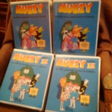 Muzzy German Level 1&2 Vhs Bbc Language Course by Early Advantage Complete!
