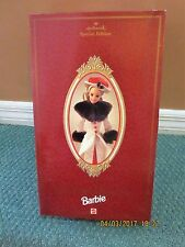 Barbie #14109 Hallmark Special Edition Holiday Memories