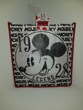 Disney: Mickey Mouse 1928 Legend Vintage tote Bag Eco Friendly Grocery Bags...