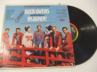 Buck Owens And His Buckaroos ‎– In Japan!  - Disco Vinile 33 Giri LP Album 1967