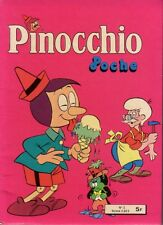 PINOCCHIO POCHE N°1 & N°2 AREDIT (Complet)