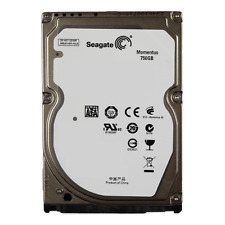 SEAGATE 750GB Momentus ST9750420AS, 7200 RPM, SATA 16MB cache, 2.5-Inch